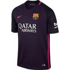 Nike Barcelona 2016-17 boys away shirt - boys L (age 12-13) RRP of £51.99