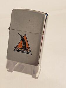 1953 Vintage Zippo Lighter NORTHROP Korean War Aircraft Aviation Air Force Navy