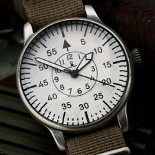 Aviation Aviator Watch B-Watch Big Military Observation Luftwaffe Pilot