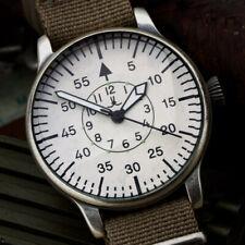 Aviation Aviator Watch B-Watch Big Military Observation Air Force Pilot