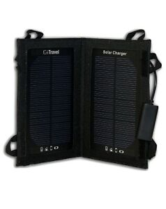 iTravel Solar 3W USB Charger