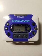 Aiwa Hs-Sp500 CrossTrainer Fm/Am Radio Cassette Player - Tested!