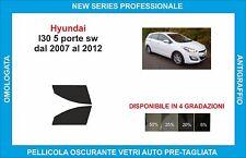 pellicole oscuranti vetri hyundai I30 5p sw dal 2007-2012  kit anteriore