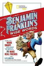 Benjamin Franklin's Wise Words: How to Work Smar, New, Books, mon0000121919
