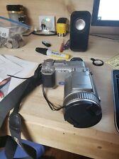 ony Cyber-shot DSC-F707 4.9MP Digital Camera Silver Good Condition Nightshot IR