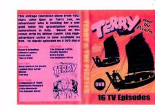 terry and the pirates. tv 16 episodes.serials