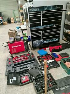 Limited EDITION SNAP ON TOOL BOX WITH TOOLS
