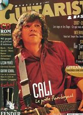 Guitarist Magazine #208 -CALI- Nada Surf, S. Crow,...