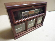 1/12 Scale Dolls House Furniture Shop Display Cabinet 99543m