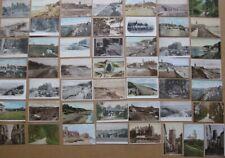 CROMER Norfolk, Job Lot of 50x Old Postcards c1900-50s