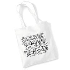 ART Studio Tote Bag IL REGALO DI NOZZE TESTI stampa ALBUM POSTER shopper regalo