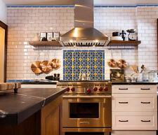 """California Art Deco Tile Khalik 'B' 6""""x6"""" Per SqFt 4 Pcs"""