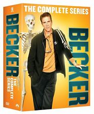 BECKER THE COMPLETE SERIES DVD BOXSET 17 DISC 129 EPISODES TED DANSON