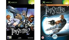 timesplitters future perfect & time splitters 2    PAL FORMAT XBOX ONLY