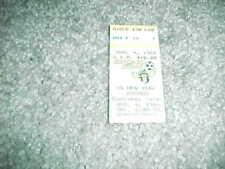 1984 Chicago Sting v New York Cosmos NASL Soccer Ticket 8/4 Comiskey Park