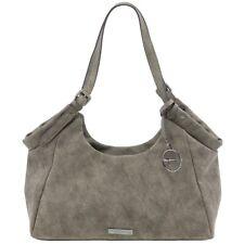 Tamaris Tori Shoulder Bag Dame Schultertasche Handtasche Tasche grau 2804182-200