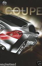 Auto Brochure - Nissan - Altima - Coupe - 2008  (AB706)