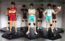 Banpresto Haikyuu Dxf Figure 7 Set Wholesale Lots Anime Japan Bandai