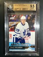 2016-17 Upper Deck William Nylander Young Guns Rookie BGS 9.5