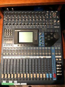 Yamaha 01v96v2 + scheda opzionale MY8 AD96 + FLIGHT CASE