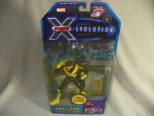 X-Men Evolution Cyclops with Op-Tech Training Module Action Figure