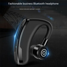 Bluetooth Headset Handsfree Wireless Earpiece Noise Reduction Earbud With Mic