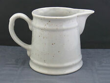 schöne alte Keramik Kanne ca. 30er Jahre