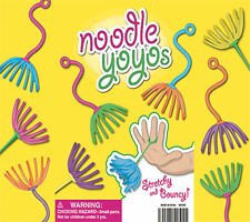 250 Vending Machine $0.50 Large Capsule Toys - Noodle Yoyos