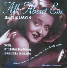 ALL ABOUT EVE - Promo Audio CD (Bette Davis - Hollywood Playhouse) NEW UNPLAYED