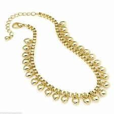 Unbranded Mixed Metals Costume Anklets