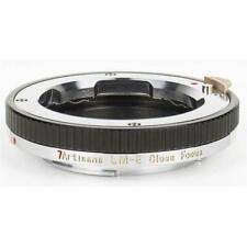 ✮ 7Artisans CLOSE-FOCUS Adapter for Leica-M-mount lens, to SONY FE / E camera
