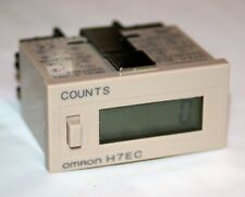 New OMRON Time Counter  4.5 to 30 VDC H7EC-BLM