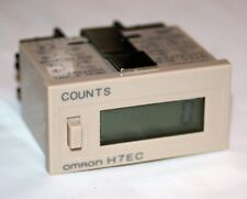 Time Counter  4.5 to 30 VDC  OMRON  H7EC-BLM