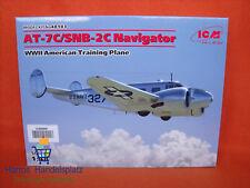 ICM ® 48183 AT-7C / SNB-2C Navigator WWII American Training Plane 1:48