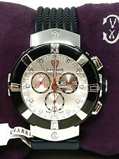 Charriol Celtica Men's Quartz Stainless Steel Swiss Watch Chronograph C44B173005