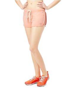Aeropostale Womens Faded Knit Shorty Mini Athletic Shorts