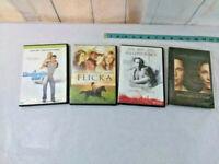 Lot Of 4 Drama DVD Movies ~ Cinderella, Flicka,Good Things & Benjamin Button