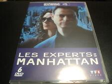 "COFFRET 6 DVD NEUF ""LES EXPERTS A MANHATTAN - SAISON 4"""