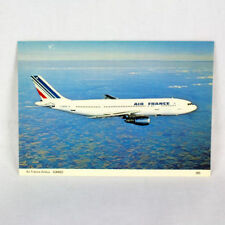 Airbus Air France Collectable Airline Postcards