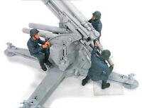 Hobby Fan 1:35 Scale 88MM FALK Crew Set 2 - 3 Figures Resin Kit HF-569