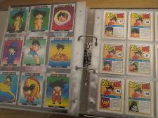 DRAGON BALL EDICIONES ESTE CROMOS CARTAS EDICION 140 CARTAS VENTA POR UNIDAD