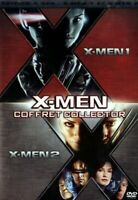 X-Men Coffret Collector Edition 4 DVD X-Men 1 et X-Men 2 Occasion