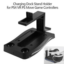 Charging Dock Station Stand Holder Charger for PS4 VR PS Move Game Controller