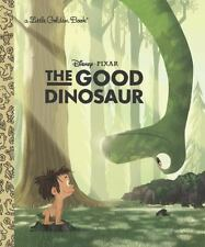 The Good Dinosaur Little Golden Book (Disney/Pixar the Good Dinosaur)