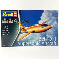 Revell Bell X-1 Supersonic Aircraft Model Plane Kit 1:32 Scale ~ No. 03888 NIB