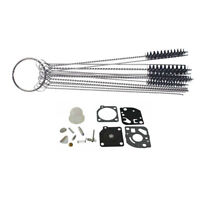 Carb Repair Rebuild Kit To Fits Zama RB-47 (To Fits Poulan WeedEater trimmer)