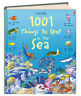 Usborne 1001 Things to Spot In The Sea  (Hardcover) FREE shipping $35