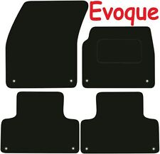 Land Rover Evoque DELUXE QUALITY Tailored mats 2013 2014 2015 2016 2017