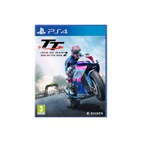 TT Isle Of Man 2 Ride On The Edge PlayStation PS4 2020 EU English Factory Sealed
