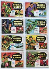 HORA CERO MENSUAL COLLECTION N° 1 TO 72  HUGO PRATT OESTERHELD ARGENTINA 1961